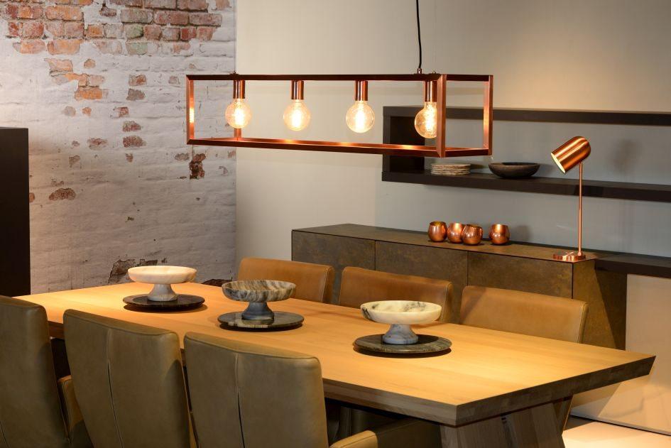 Jadalnia Studio Oświetlenia Dekoracyjnego Dide Light