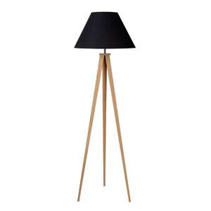 Lampa wolnostojąca, śr. 50cm, czarna