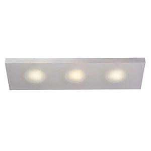 Lampy sufitowe do łazienki, sz. 50cm, biała
