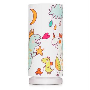 Lampka nocna w kształcie tuby, śr. 13cm