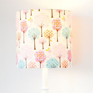 Lampa podłogowa do pokoja dla dziecka, śr. 35cm