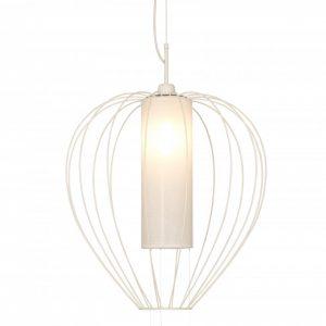 Ozdobna lampa,MOOD  śr. 50cm, biała